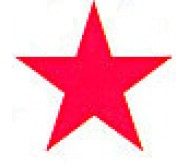 Red Star Stamp