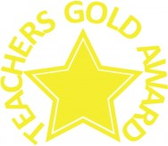 Teachers Gold award