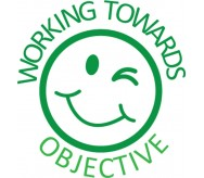 Working towards objective